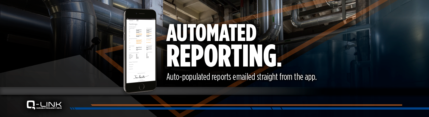 Automated Reporting - Q-Link