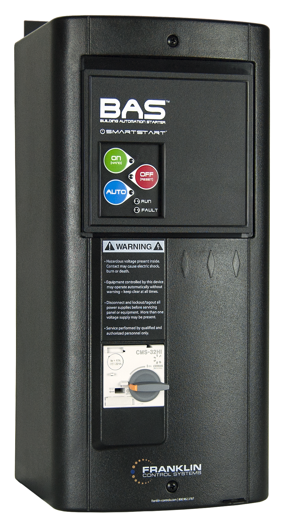Building Automation Starter Franklin Control Systems Short Circuit Faults Electrical