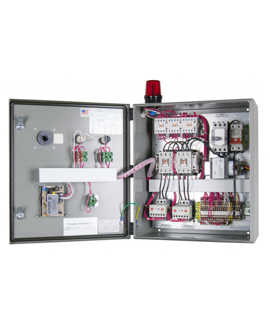 Duplex Alternating Starter Franklin Control Systems Motor Wiring Diagram Controller